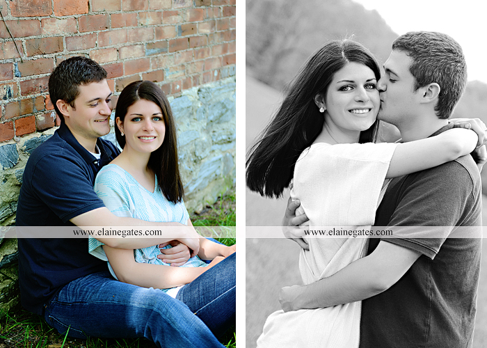 Central PA Engagement Photographer, Outdoor Engagement Portraits {Caitlin & Graham...2}