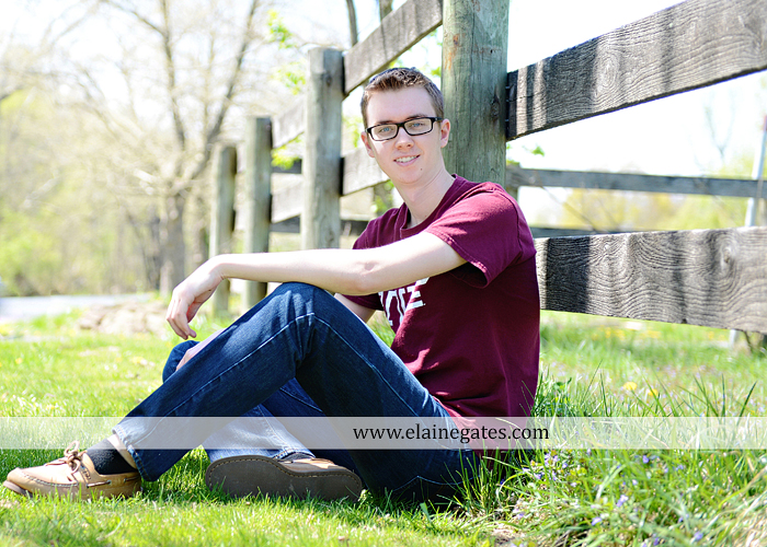 Central PA Senior Photographs, Outdoor Senior Portraits {Ian...}