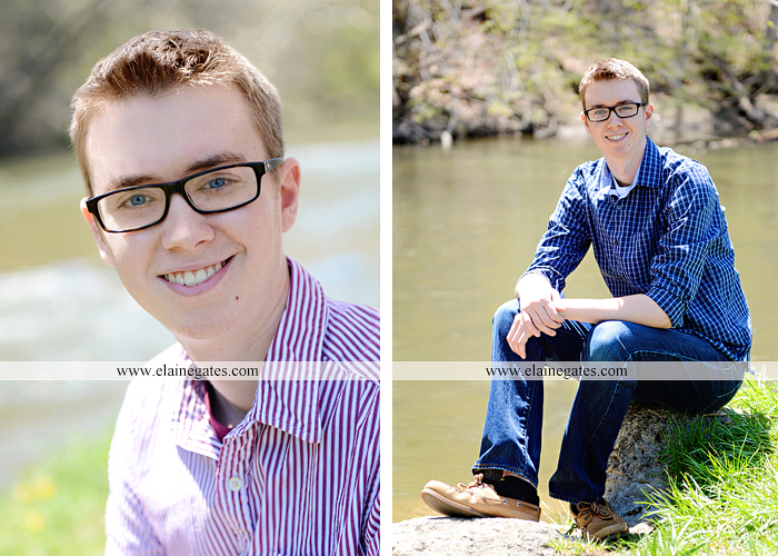 Central PA Senior Photographs, Outdoor Senior Portraits {Ian...3}