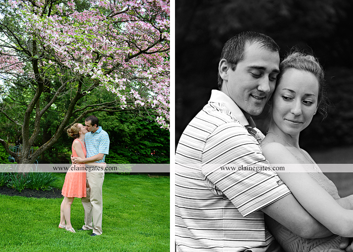 Mechanicsburg PA Engagement Photographs, Outdoor Engagement Announcements {Samantha & Andrew..}