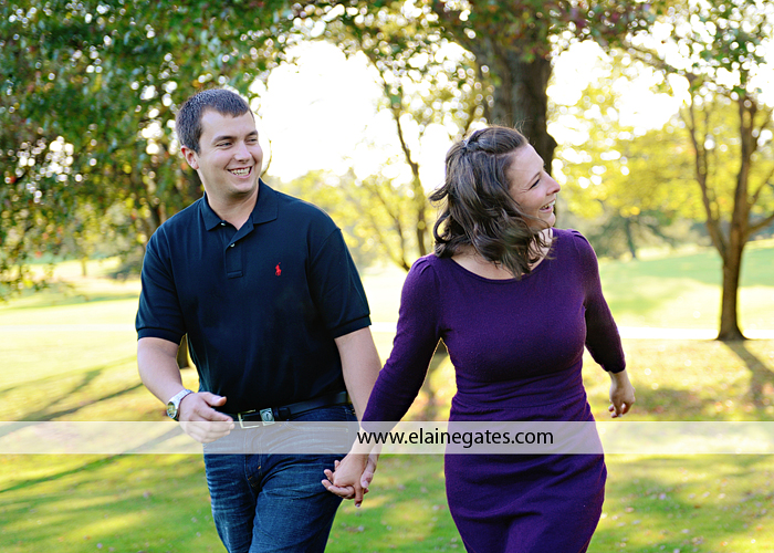 Harrisburg PA Colonial Country Club engagement Photographer df 2