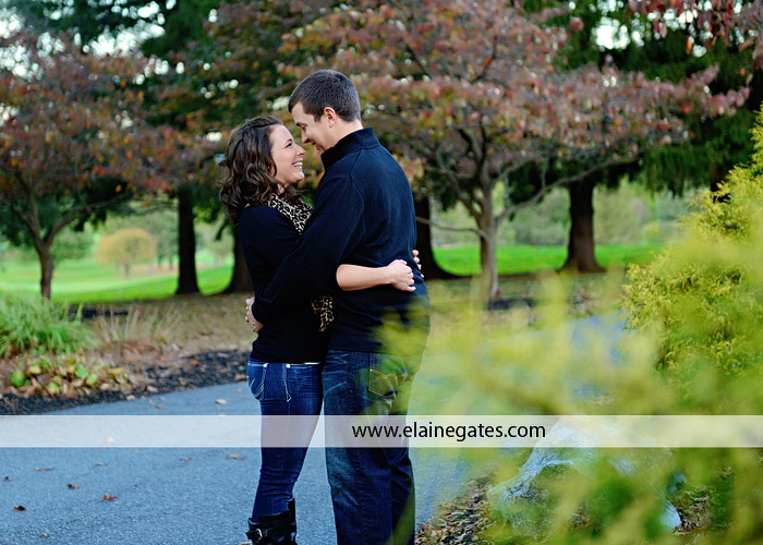 Harrisburg PA Colonial Country Club engagement Photographer df 4