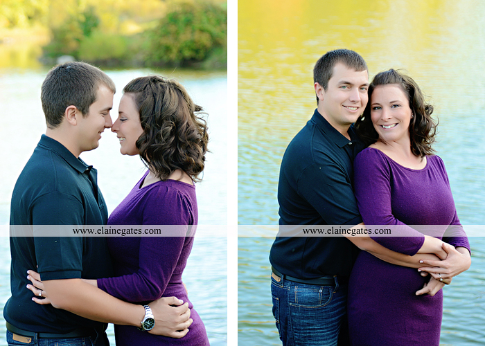 Harrisburg PA Colonial Country Club engagement Photographer df 7