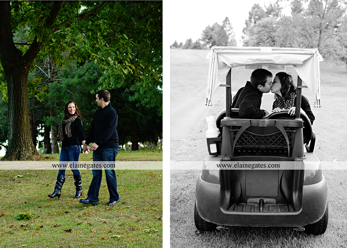 Harrisburg PA Colonial Country Club engagement Photographer df 8