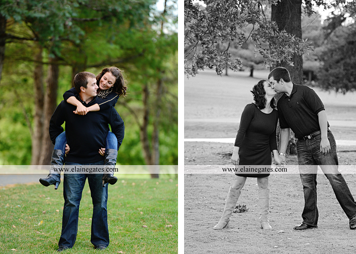 Harrisburg PA Colonial Country Club engagement Photographer df 9