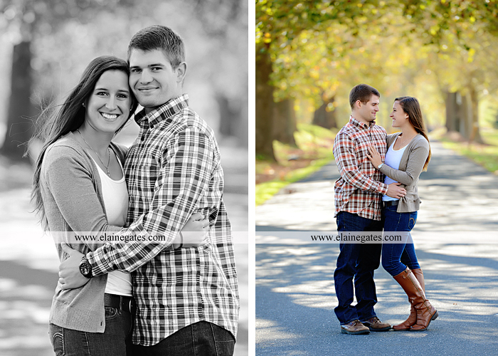 central pa fall engagement photograper sw 7
