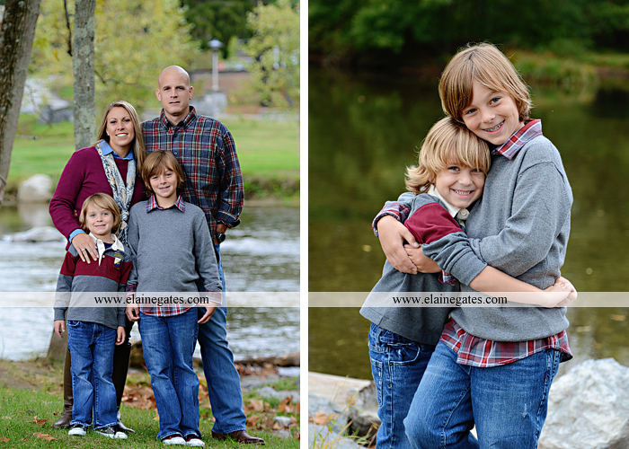 Central Pa Outdoor Casual Family Portraits Fall H