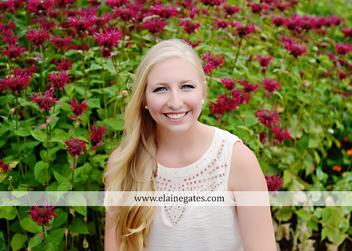 central pa senior portrait photographer brick wall swing wildflowers ballet stream creek fence hammock hf 6