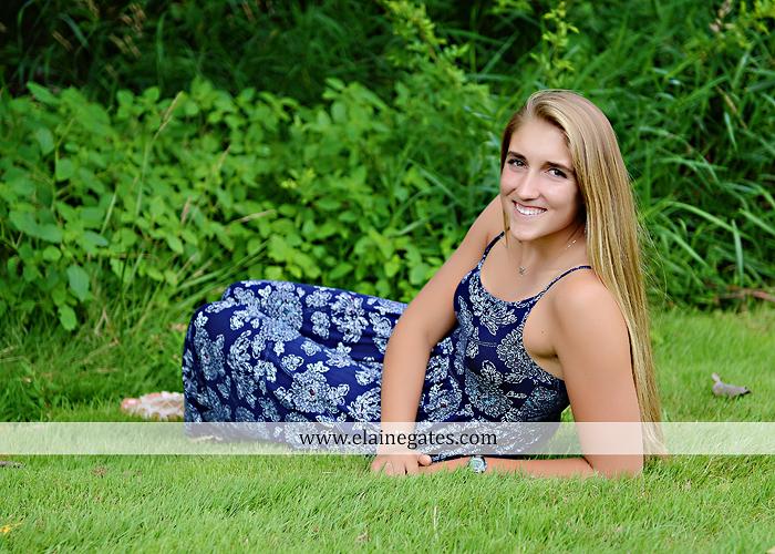 central pa senior portrait photographer bridge usa flag stream creek grass swing filed wildflowers kl 5