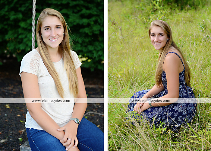 central pa senior portrait photographer bridge usa flag stream creek grass swing filed wildflowers kl 6