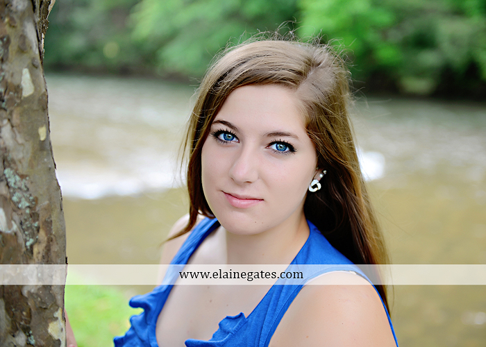central pa senior portrait photographer field swing road trees stream creek my 5