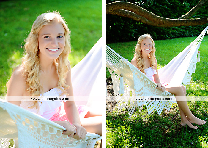 central pa senior portrait photographer hammock wildflowers brick stone wall road tree field water stream creek rock track hurdles formal music piano keys kf 1