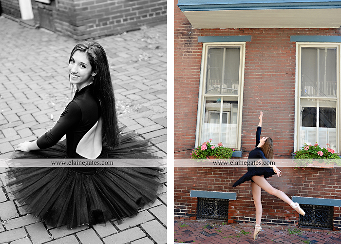 central pa senior portrait photographer harrisburg susquehanna bridge river urban brick shadow doorway ballet barn grass hm 5