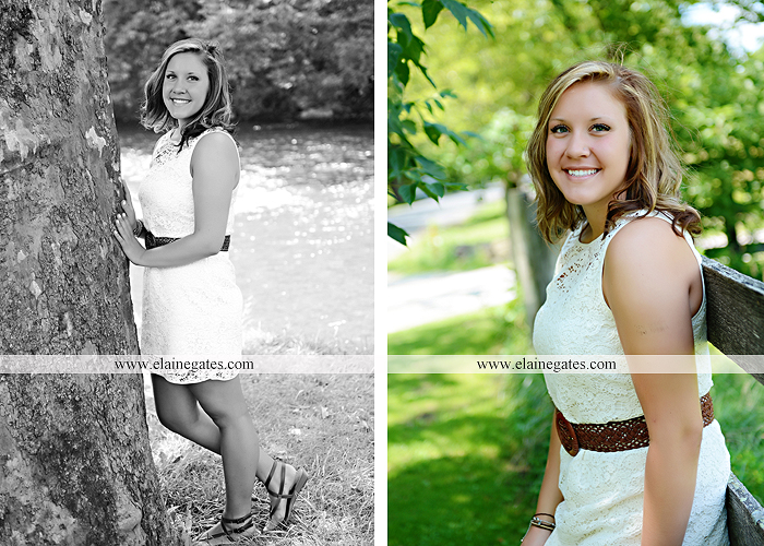 central pa senior portrait photographer stream creek tree fence path road bench hammock hc 2