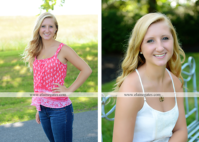 central pa senior portrait photographer stream creek tree road hammock fence bench swing mf 6