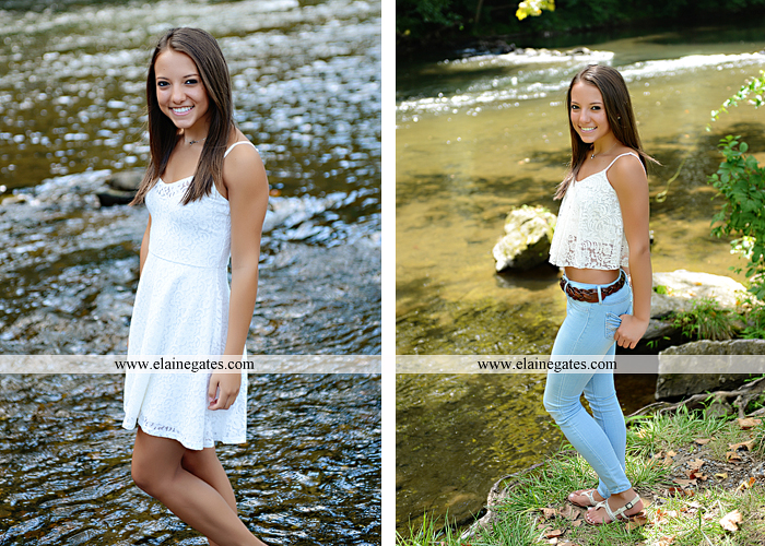 cumberland valley high school senior photographer pa outdoor creek sk 2