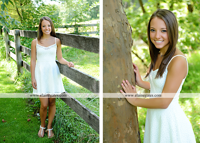 cumberland valley high school senior photographer pa outdoor creek sk 5