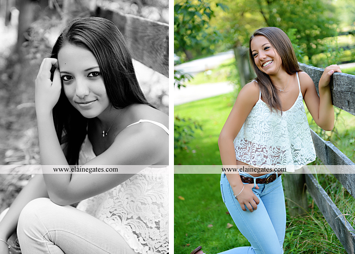 cumberland valley high school senior photographer pa outdoor creek sk 7