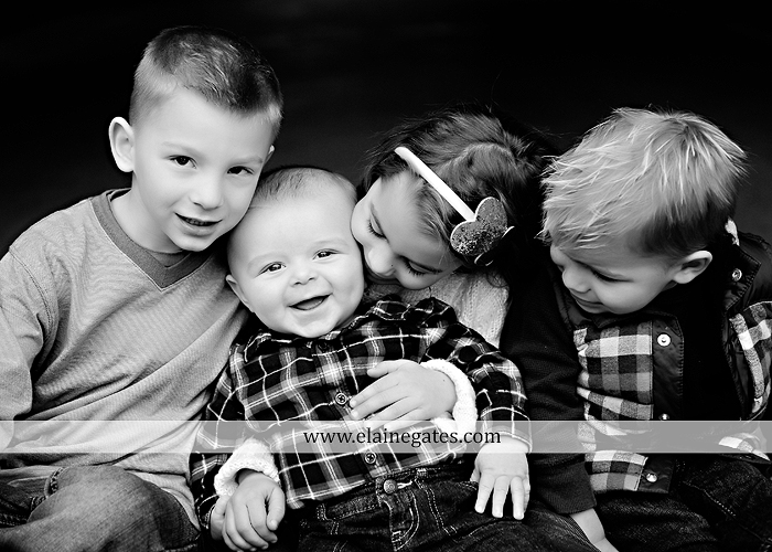 Mechanicsburg Central PA portrait photographer family outdoor kids father mother son daughter brother sister covered bridge holding hands kiss hug baby boy girl kkds 7