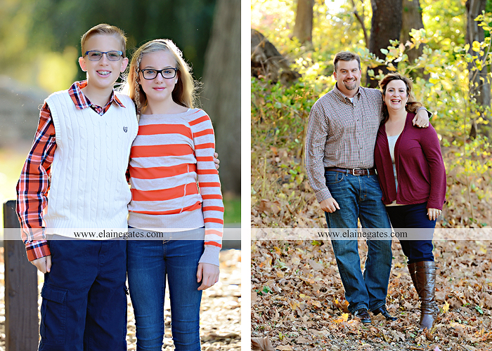 Mechanicsburg Central PA portrait photographer family woods road leaves holding hands brother sister husband wife hug couple rock jw 2