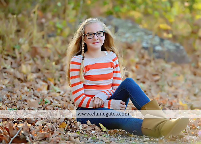 Mechanicsburg Central PA portrait photographer family woods road leaves holding hands brother sister husband wife hug couple rock jw 7
