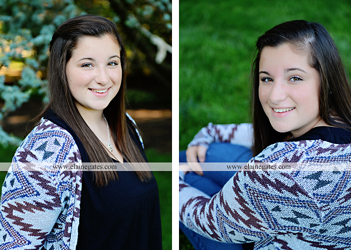 Mechanicsburg Central PA senior portrait photographer outdoor grass field sk 4