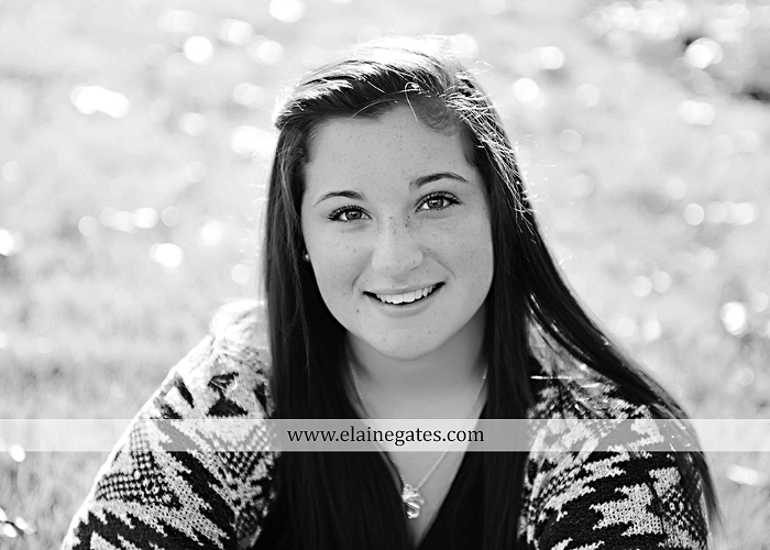 Mechanicsburg Central PA senior portrait photographer outdoor grass field sk 5