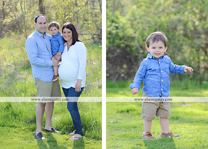 Mechanicsburg Central PA portrait photographer boy son trees water creek stream trees grass field dog maternity family father mother sf 5