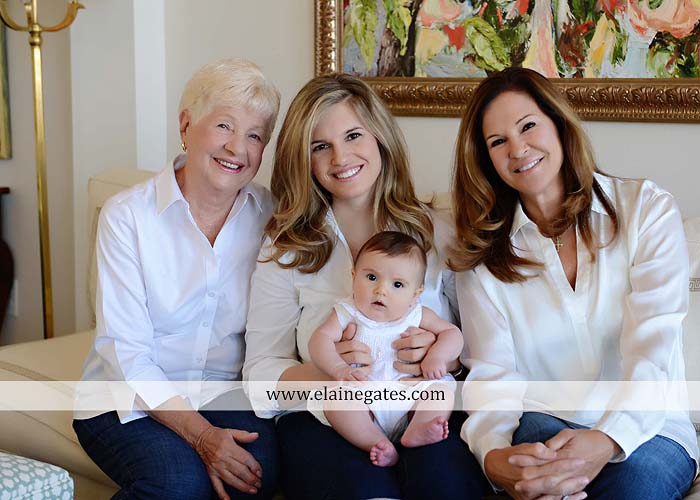 Mechanicsburg Central PA portrait photographer family women four generations mother daughter baby girl ds1