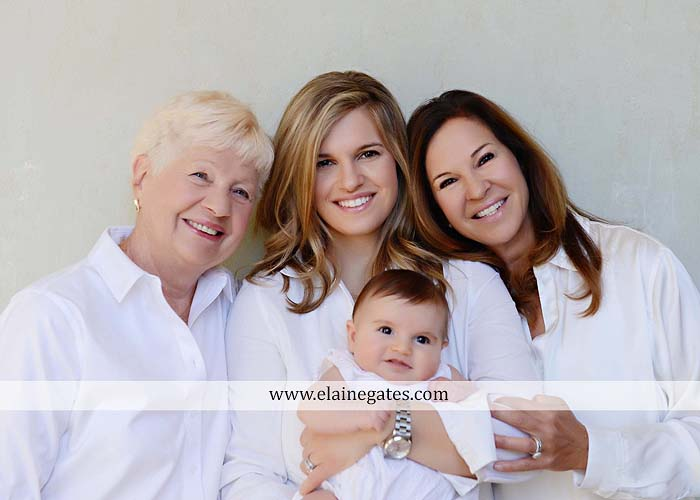 Mechanicsburg Central PA portrait photographer family women four generations mother daughter baby girl ds4
