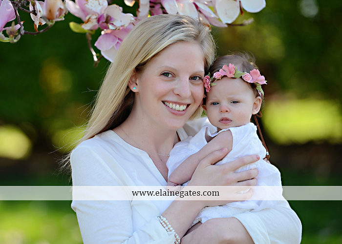 Mechanicsburg Central PA portrait photographer girl daughter mother trees flowers hug kiss grass bushes rp 2