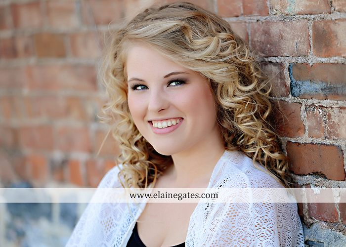 Mechanicsburg Central PA senior portrait photographer outdoor brick wall urban grass field stone wood barn fence city ep 1