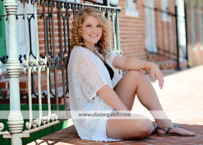 Mechanicsburg Central PA senior portrait photographer outdoor brick wall urban grass field stone wood barn fence city ep 11