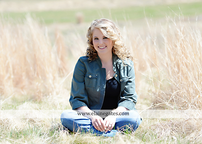 Mechanicsburg Central PA senior portrait photographer outdoor brick wall urban grass field stone wood barn fence city ep 3