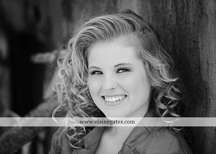 Mechanicsburg Central PA senior portrait photographer outdoor brick wall urban grass field stone wood barn fence city ep 5