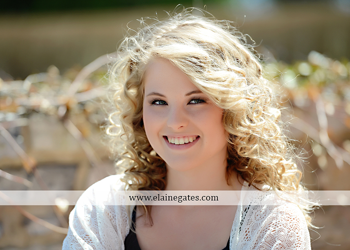 Mechanicsburg Central PA senior portrait photographer outdoor brick wall urban grass field stone wood barn fence city ep 7