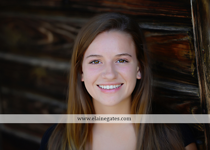 Mechanicsburg Central PA senior portrait photographer outdoor girl female grass field stone wall wood barn rustic rf 04
