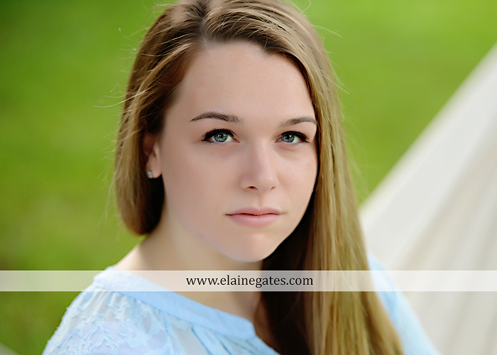Mechanicsburg Central PA senior portrait photographer outdoor girl female wooden swing field wildflowers wood wall road trees hammock steel bench go 08