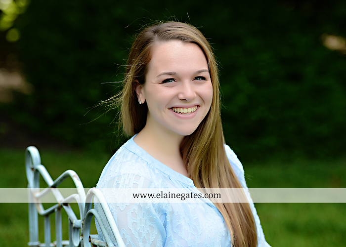 Mechanicsburg Central PA senior portrait photographer outdoor girl female wooden swing field wildflowers wood wall road trees hammock steel bench go 10