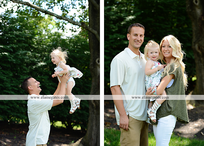Mechanicsburg Central PA family portrait photographer girl daughter field mother father wooden wall barn trees grass bench jc 07