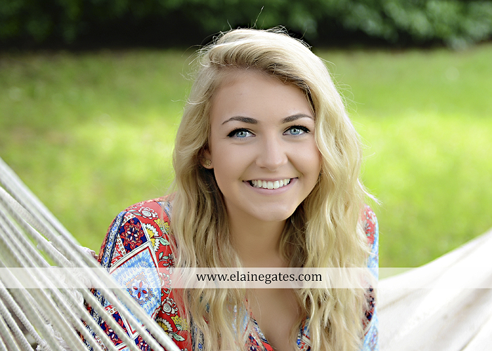 Mechanicsburg Central PA senior portrait photographer outdoor girl female fence field wood wall stone wall barn door wildflowers hammock bench tree swing formal ma 05