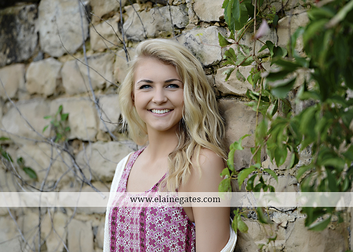 Mechanicsburg Central PA senior portrait photographer outdoor girl female fence field wood wall stone wall barn door wildflowers hammock bench tree swing formal ma 21