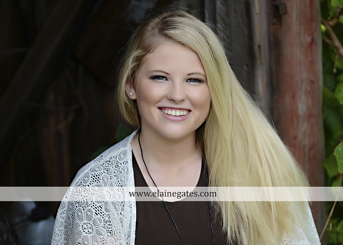 Mechanicsburg Central PA senior portrait photographer outdoor girl female fence trees field wood wall barn wildflowers grass hammock junk swing formal ep 07
