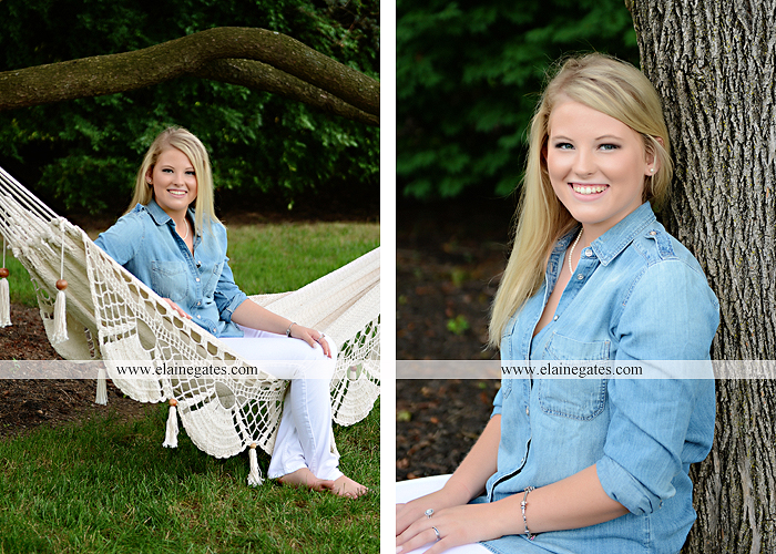 Mechanicsburg Central PA senior portrait photographer outdoor girl female fence trees field wood wall barn wildflowers grass hammock junk swing formal ep 10