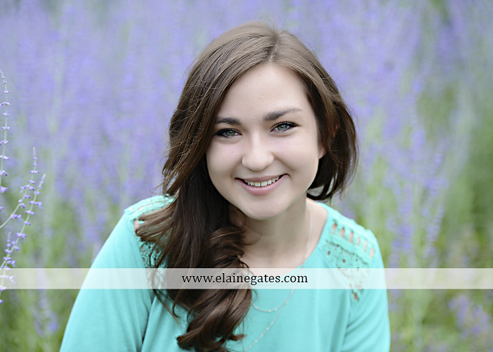 Mechanicsburg Central PA senior portrait photographer outdoor girl female water stream creek fence field formal tree wildflowers hammock wooden swing sl 09