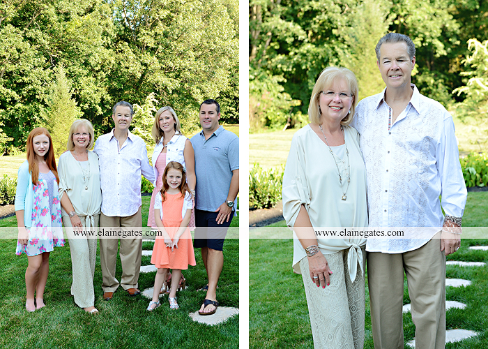 Mechanicsburg Central PA family portrait photographer outdoor  mother father sister brother parents children girls grandchildren toddler grass patio couch fire pit rl 10