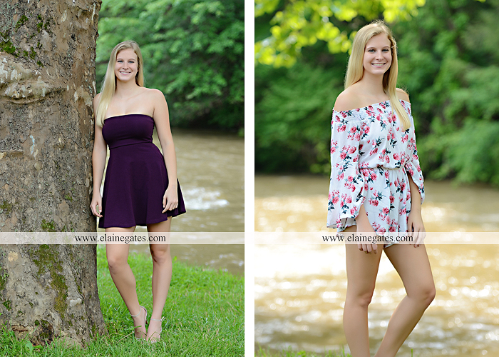 Mechanicsburg Central PA senior portrait photographer outdoor tree bench grass brother dog hammock road field water stream creek american flag usa barn wildflowers tire weights jump rope nk 08