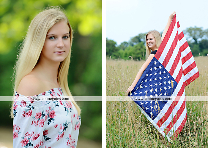 Mechanicsburg Central PA senior portrait photographer outdoor tree bench grass brother dog hammock road field water stream creek american flag usa barn wildflowers tire weights jump rope nk 10