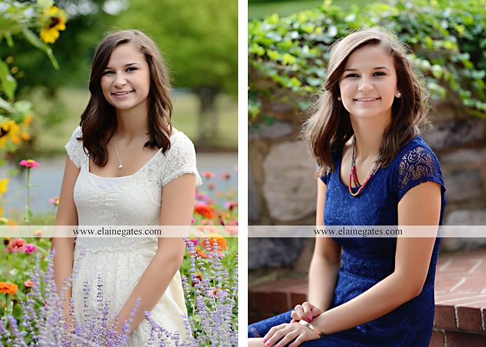 Mechanicsburg Central PA senior portrait photographer outdoor female girl hammock swing wildflowers brick wall brick steps grass guitar barn water sh 04