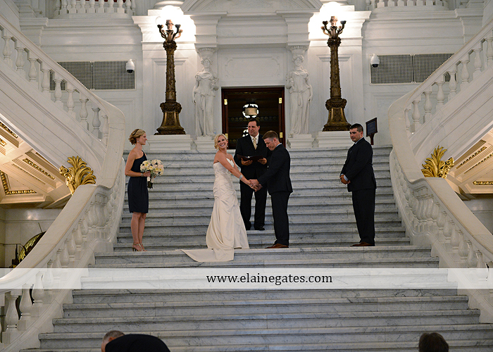 The Capital Rotunda Harrisburg pa wedding photographer the cake lady dukes riverside blue yellow white starlet 24